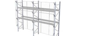 Pallet Accessories - Anti Collapse Mesh